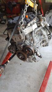 Low Mileage Honda Civic Engine and Transmission