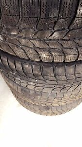 Michelin X-ICE Tires p205/60R16 NEED GONE