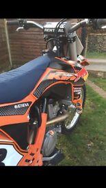 *2011 KTM 350SXF electric start* #£2200#