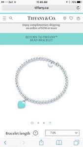 Looking for this Tiffany Co bracelet Cambridge Kitchener Area image 1