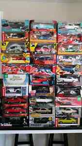 1:18 Diecast Movie TV Car Collection ERTL GreenLight Jada