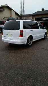 2002 Oldsmobile Silhouette GLS Minivan, Van