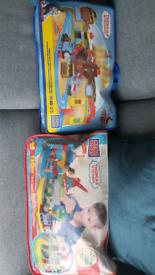 2 big bags of mega blocks