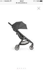 Brand new Baby jogger city tour (value of 299$)