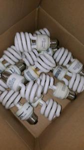 CFL light bulb OBO