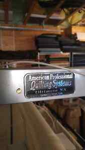 APQS LONG ARM QUILTING MACHINE with Robotic
