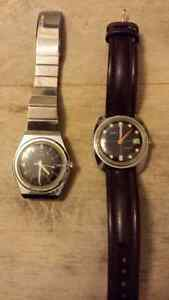 Timex electric watches