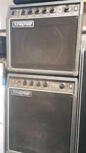 Traynor combo amps