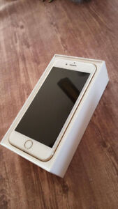 IPHONE 6S - GOLD - 16gb (Négociable)