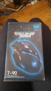 Souris USB Gaming Zelotes T90
