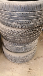 225/45R17 performance summer tires