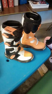 Thor motocross boots for sale