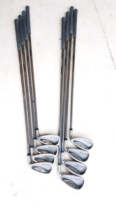 Mens Iron Set w/ 7 Wood - KING COBRA 3400xi with Graphite Shaft