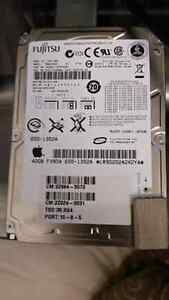 Apple TV Gen 1 40 Gig hard drive