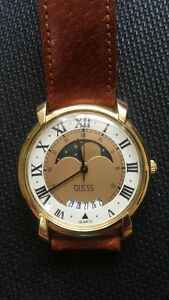 Vintage 1988 Guess Watch