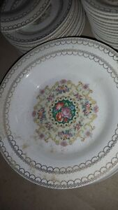 China - American Limoges, Melody pattern