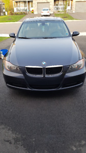 2008 BMW 3-Series Sedan Sunroof / Cruise / New Tires