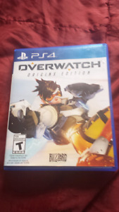 Overwatch: Origins Edition. Excellent condition. sale or trade