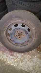 Tires and rims  Kitchener / Waterloo Kitchener Area image 1