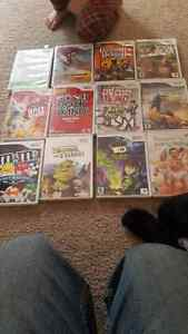 Wii with 12 games and 2 controllers