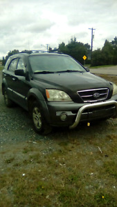 kia sorento as is or part out need to sell asap !!
