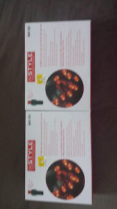 NEW in box LED( wide angle conical led light set)