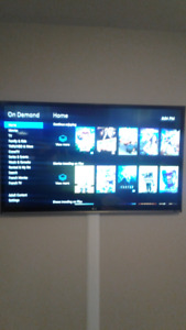 tv wall mount ing wallmount installation just for $50 home theat