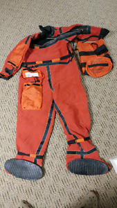 Immersion Suit Survival Gear