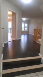 Semi detached house for rent near Winston Churchill and 403 area