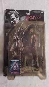 2000 MCFARLANE TOYS MOVIE MANIACS ARMY OF DARKNESS ASH.