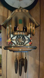 CUCKOO CLOCK, AUTHENTIC GERMAN MADE. London Ontario image 1