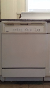 Time to leave home..KENMORE DISHWASHER - WORKS BEAUTIFULLY