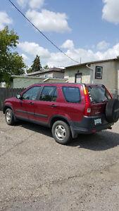 2003 Honda CR-V SUV, Crossover Regina Regina Area image 3