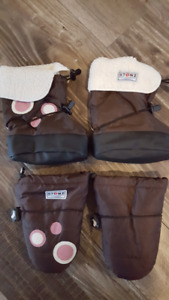 Stonz Boots and Mitts with liner