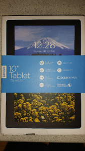 Lenovo Tab 10 Android tablet new in the box never been activated