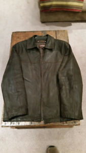 Men`s Danier Leather Jacket