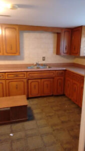 Kitchen cabinet .. counter...faucet for sale $800 Cambridge Kitchener Area image 3