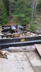 Hillbilly haul all ! We clean up cheep and take it all away
