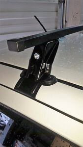 Complete Square Bar Roof Rack System for ANY car St. John's Newfoundland image 5