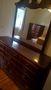 Dressers and Night stand
