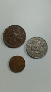 Coins from Mexico Kitchener / Waterloo Kitchener Area image 2