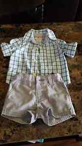 Tons of 3-6 Months baby outfits Stratford Kitchener Area image 9