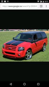 Ford Funkmaster Flex Expedition Very Rare only 600 made low km