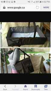Eddie Bauer Travel bassinet
