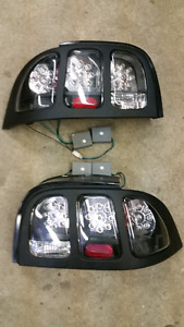 1994 to 1998 ford mustang rear led tailights