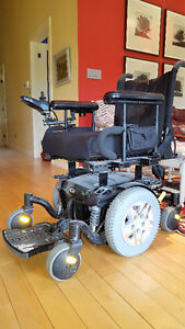 Top of Line Power Wheel Chair