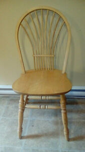 Shorewood comb back chair