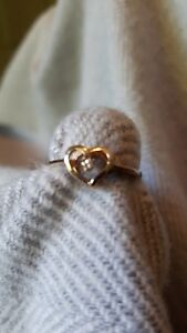 Vintage Heart Shaped Ring