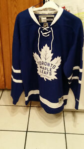 Johnny Bower Autographed Hockey Jersey