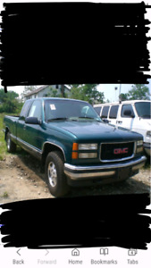 Looking for a 1994 to 2007 chev/gmc